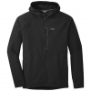 Outdoor Research Ferrosi Hooded Jacket, Men's, Black, S, 250094-black-S