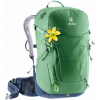 Deuter Trail 24 SL Backpack - Womens, Leaf/Navy, 24L