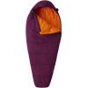 Mountain Hardwear Bozeman Adjustable 20 Sleeping Bag Dark Raspberry Regular Right