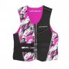 Airhead Camo Cool Womens Kwik-Dry Neolite Vest, Pink