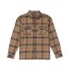Billabong Shaping Bay Flannel Shirt - Men's, Gravel, Extra Large