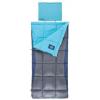 Coleman Heaton Peak 30 Big-N-Tall Sleeping Bag, Machine Washable, Blue, 81 x 39 in