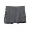 Brooks Cascadia 5 Inch Women's Running Short, Asphalt, Extra Small, 221118-Asphalt-XS