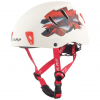 C.A.M.P. Armour Climbing Helmet, White/Red, Large
