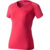 Demo, Dynafit Alpine Seamless Short Sleeve Tee - Women's-Hibiscus-Medium