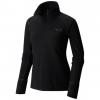 Mountain Hardwear Micro Chill 2.0 Zip T   Women's, Black, Medium
