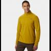 Mountain Hardwear Microchill 2.0 Zip T, Dark Citron, M