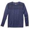 Brooks Ghost Men's Running Long Sleeve Shirt, Heather Black, 2XL, 211132-HeatherBlack-XXL