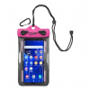 DryPak Cell Phone Case, 4 x 6, Hot Pink, Hot Pink, 1 Year Mfg Warranty, Tpu/Pp, DP-45587