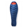 Rab Neutrino Pro 400 Sleeping Bag, Celestial, Regular, Left Zip