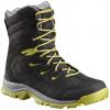 Columbia Gunnison Plus Ltr Omni-Heat Winter Boot - Mens, Black/Ginkgo, Medium, 10