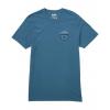 Billabong Mountaineer - Graphic T - Men's, Blue Slate, 2XL