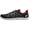Helly Hansen Hp Foil F-1 Shoes - Mens, Ebony/Black/Alert Red, 10