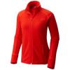 Mountain Hardwear Microchill 2.0 W Jkt Fiery Red, Fiery Red, L