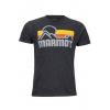Marmot Coastal Short Sleeve T Shirt   Mens, New Royal Heather, Small