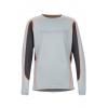 Marmot Windridge Graphic Long Sleeve - Boy's, Grey Storm/Dark Steel, Large