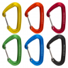 Metolius Bravo II Jet Set 6 pk., Blue, Yellow, Orange, Red, Black, Green, 6 pk