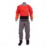 Kokatat Meridian Hydrus 3.0 Dry Suit w/Relief Zipper & Socks, Tangerine, Large