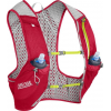 CamelBak Nano Vest, Crimson Red/Lime Punch, Small