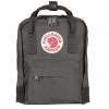 Fjallraven Kanken Mini Laptop Backpack, Super Grey