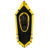 Kokopelli Packraft Nirvana Spray Deck Packraft, Yellow