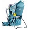 Deuter Kid Comfort Active SL Child Carrier - Womens, Denim, 362011930070