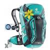 Deuter Attack 18L Backpack, Mint/Black, 18 Liters