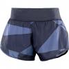 Salomon Elevate 2In1 Short - Womens, NIGHT SKYGraphiteCrown Blue, S