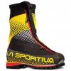 La Sportiva G2 Sm - Men's, Black/Yellow, 38.5