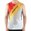 La Sportiva Velocity Tank - Men's, Black/Yellow, Large