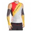 La Sportiva Ultra Arm Warmer - Men's-Black/Yellow-S/M