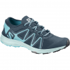 Salomon Crossamphibian Swift Water Shoes Mens, Mallard Blue/Blue Curacao/Eggshell Blue, 9.5 US