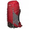 Bergans of Norway Helium 40 L Backpack - Women's-Red/Solid Grey