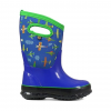 Bogs Classic Plane Insulated Boots - Kids, Blue Multi, 12