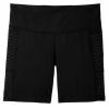 Brooks Greenlight 7 Inch Women's Short Tight, Black, Medium, 221226-Black-M