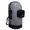 National Geographic Clamshell Mesh Backpack Dlx 5 Pocket -TI/Bk, MSH-BK-DX-5PKT-TI/BK