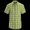 Arc'teryx Brohm SS Shirt - Men's, Chloroplast, Small
