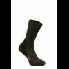 Bridgedale Men's Woolfusion Trail Socks, Dark Green, Extra Large