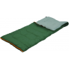 Stansport Scout- 3 Lb - Rectangle Sleeping Bag, Forest Green, 33x75in