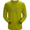 Arc'teryx Archaeopteryx Long Sleeve T-Shirt - Men's, Olive Amber, 2XL