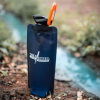 Cold Steel Hydration Bottle - Collapsible, Blue