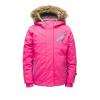 Spyder Bitsy Lola Jacket - Kids, Taffy Pink/Blue Ice, 5