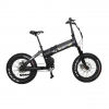 QuietKat Voyager  Electric Bike, Charcoal, Small Frame, 19 F M  B H A H CHR