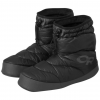 Outdoor Research Tundra Aerogel Booties, Black, Small