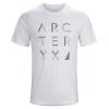 Arc'teryx Array Short Sleeve T-Shirt - Men's, White, Large