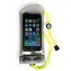 Aquapac Waterproof Phone Case, Mini iPhone 5/5S/5C/SE/6, Gray, 5 Year MFG Warranty
