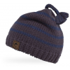 Sunday Afternoons Frosty Stripe Beanie - Infant, Rosewood