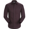 Arc'teryx Bernal Long Sleeve Shirt - Men's, Black Baccara, Large