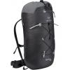 Arc'teryx Alpha Fast and Light 45 Backpack, Black, Regular