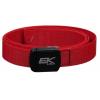 EK Ekcessories Kutt Off Sport Belt-Red